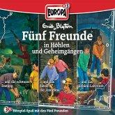 3er-Box: Fünf Freunde in Höhlen und Geheimgängen (MP3-Download)