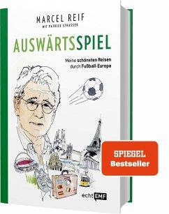 Auswärtsspiel (Mängelexemplar) - Reif, Marcel