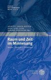 Raum und Zeit im Minnesang (eBook, PDF)