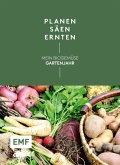 Planen, säen, ernten - Mein Biogemüse-Gartenjahr (Mängelexemplar)