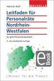 Leitfaden für Personalräte Nordrhein-Westfalen (eBook, PDF)