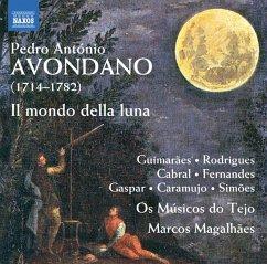 Il Mondo Della Luna - Guimaraes/Rodrigues/Cabral/Magalhaes