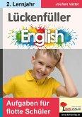 Lückenfüller Englisch / ab 2. Lernjahr