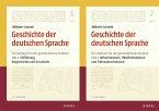 Geschichte der deutschen Sprache. Teil 1 und 2 (eBook, PDF)