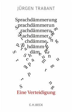 Sprachdämmerung (eBook, ePUB) - Trabant, Jürgen