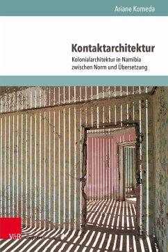 Kontaktarchitektur (eBook, PDF) - Komeda, Ariane