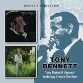 Tony Makes It Happen/Yesterday I Heard The Rain