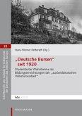 """""""Deutsche Bursen"""" seit 1920"""
