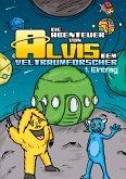 Die Abenteuer von Alvis dem Weltraumforscher