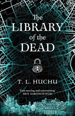 The Library of the Dead - Huchu, T. L.