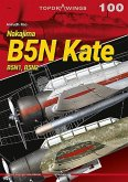 Nakajima B5n Kate. B5n1,B5n2