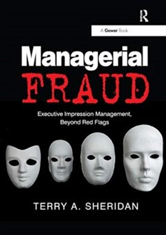 Managerial Fraud - Sheridan, Terry A.