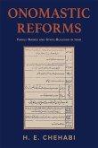 Onomastic Reforms