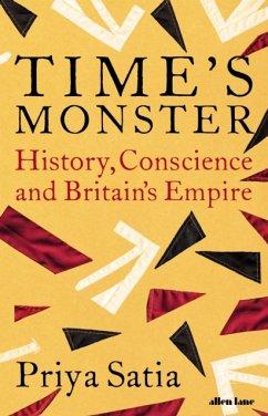 Time's Monster - Satia, Priya