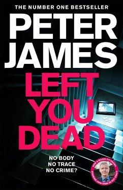 Left You Dead - James, Peter