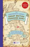 The Ordnance Survey Great British Treasure Hunt