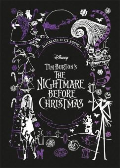 Disney Tim Burton's The Nightmare Before Christmas (Disney Animated Classics) - Morgan, Sally