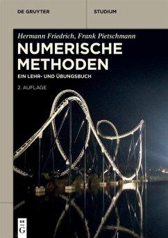 Numerische Methoden (eBook, PDF) - Friedrich, Hermann; Pietschmann, Frank