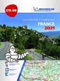 France 2021 - PB Tourist & Motoring Atlas