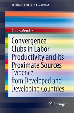 Convergence Clubs in Labor Productivity and its Proximate Sources