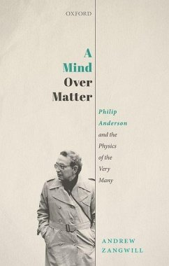 A Mind Over Matter - Zangwill, Andrew