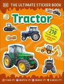 Ultimate Sticker Book Tractor