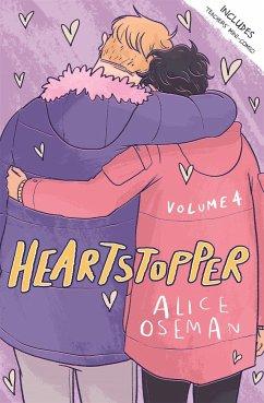 Heartstopper Volume Four - Oseman, Alice
