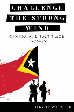 Challenge the Strong Wind - Webster, David
