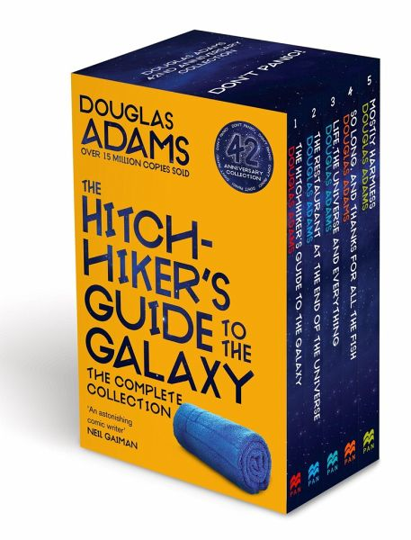The Hitchhiker Trilogy