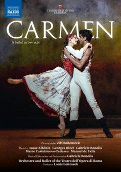 Carmen-A Ballet In Two Acts - Bonolis,Gabriele/Bubenicek,Jiri