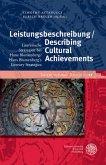 Leistungsbeschreibung / Describing Cultural Achievements