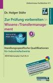 Zur Prüfung vorbereiten in Wissens-/Transfermanagement