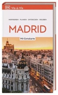 Vis-à-Vis Reiseführer Madrid