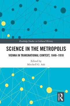 Science in the Metropolis (eBook, PDF)