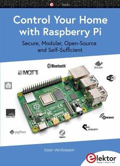 Control Your Home with Raspberry Pi (eBook, PDF) - Vervloesem, Koen