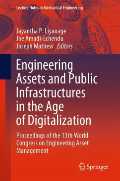 Engineering Assets and Public Infrastructures in the Age of Digitalization (eBook, PDF)