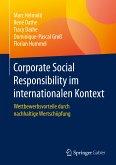 Corporate Social Responsibility im internationalen Kontext (eBook, PDF)