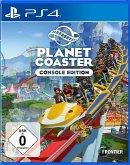 Planet Coaster (Playstation 4)