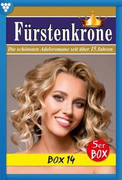 Fürstenkrone Box 14 - Adelsroman (eBook, ePUB) - Bolten, Yvonne; Frank, Marisa; Vorberg, Carola; Stein, Gabriela; Buchner, Friederike von