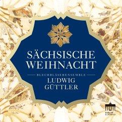 Sächsische Weihnacht - Güttler,Ludwig/Güttler,Ludwig-Blechbläserensemble