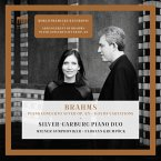 Brahms:Concerto For Piano Four Hands
