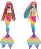 Barbie Dreamtopia Regenbogenzauber Meerjungfrau mit Farbwechsel