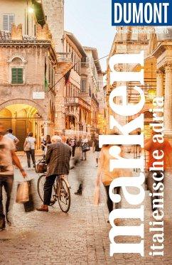 DuMont Reise-Taschenbuch Reiseführer Marken, Italienische Adria - Krus-Bonazza, Annette