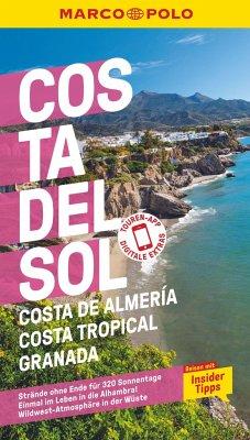 MARCO POLO Reiseführer Costa del Sol, Costa de Almeria, Costa Tropical Granada - Rojas, Lucia;Drouve, Andreas