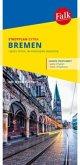 Falk Stadtplan Extra Standardfaltung Bremen 1:22 500
