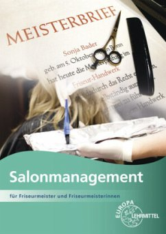 Salonmanagement - Fein, Erhard;Peter-Runstuck, Eliane