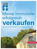 Meine Immobilie erfolgreich verkaufen (eBook, PDF)