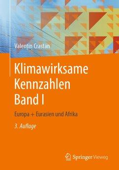 Klimawirksame Kennzahlen Band I (eBook, PDF) - Crastan, Valentin