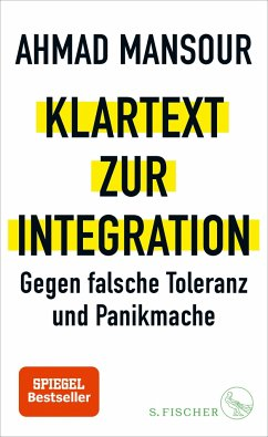 Klartext zur Integration (Mängelexemplar) - Mansour, Ahmad