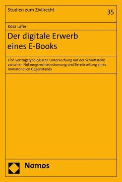 Der digitale Erwerb eines E-Books (eBook, PDF) - Lafer, Rosa